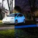 Glow in the dark ( Photo-Luminescent ) Car
