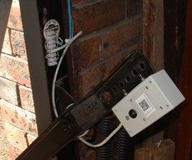 Garage Door Opener with Position - ESP2866