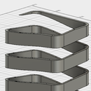 Fusion360 Coil With Custom Profile and Custom Section