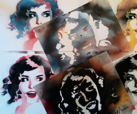 Make a Bridged Stencil From Any Image