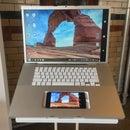 Smartphone Powered Laptop