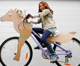 Makedo Equestricycle Hack