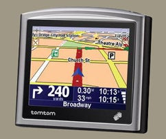 Add a bluetooth adapter to your GPS device