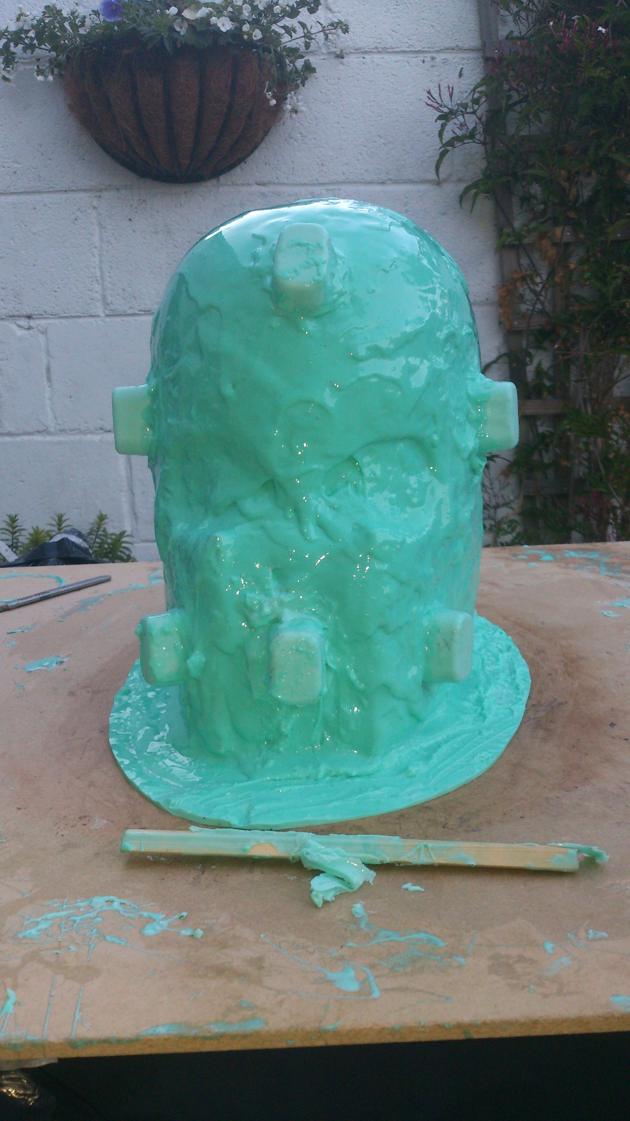 Picture of Making a Silicone Mold