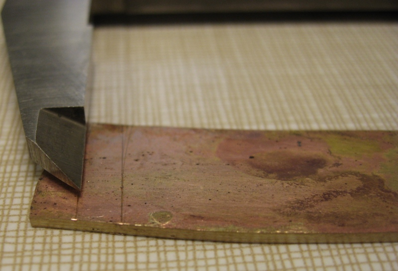 Picture of Making Ring Strips