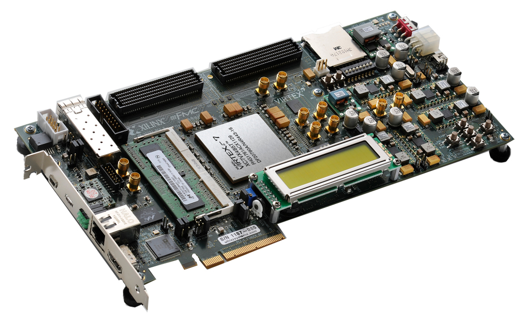 Picture of Connectal PCIe: Getting Started