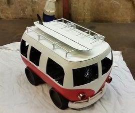 Camper Van BBQ