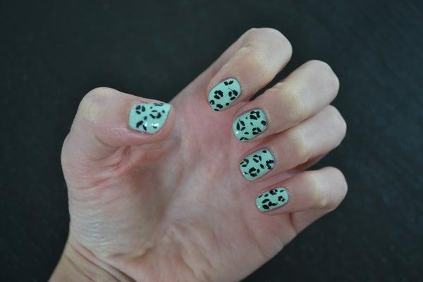 Leopard Nails?!