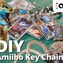 Amiibo Key Chains (Kiichains?)