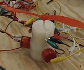 3D Printed DC Motor