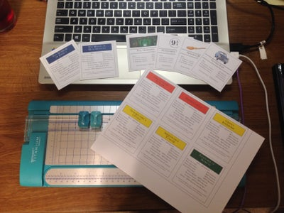Preparing and Printing Your Property Deeds