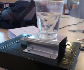How to make a magnetic stirrer that doesn't cost like a professional one