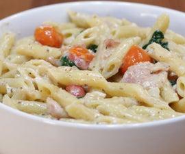 White Pasta Sauce