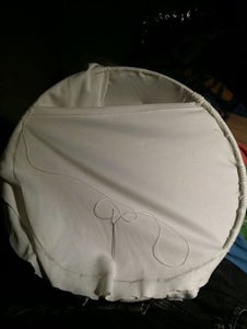 Step Two: Sewing It on