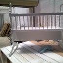 Refurbished Baby Cot