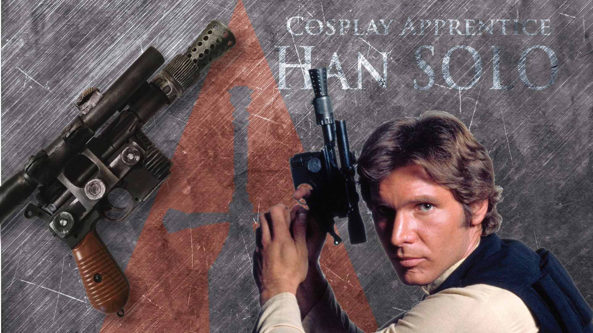 Picture of How to Make Han Solo's DL-44 Blaster