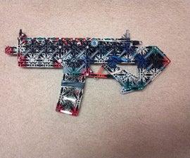 K'nex Pistol: Charger V1 + Internals