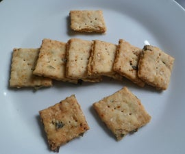 Masala Biscuits(savoury Crackers)