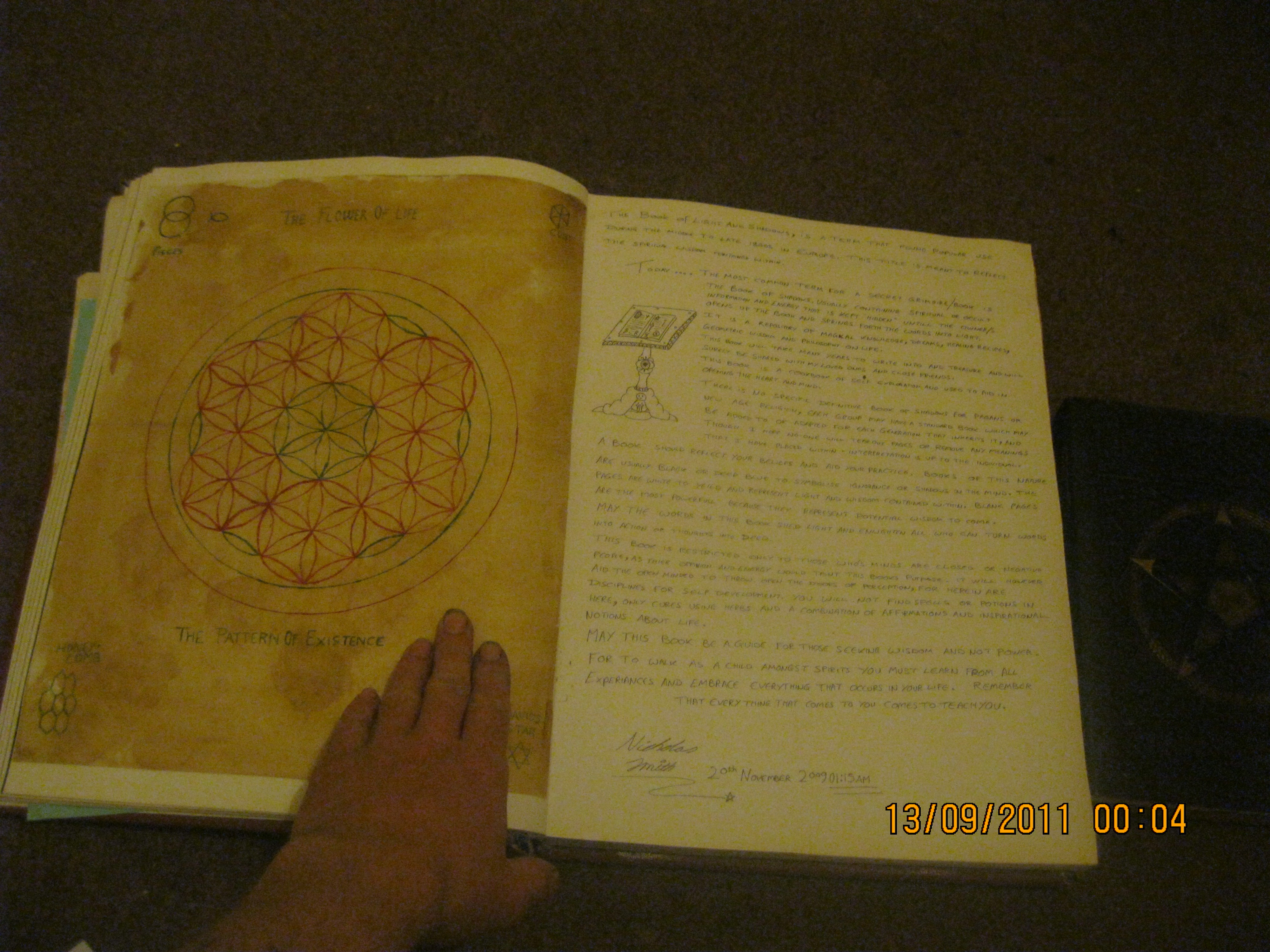 Picture of Grand Book of Shadows