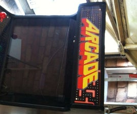 MAME Bar Top Cabinet