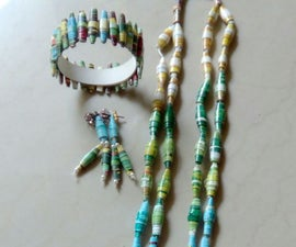 DIY Paper Beads