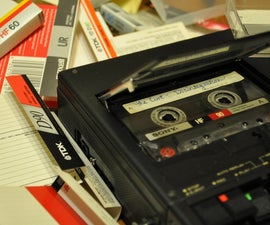 Cassette Tape 1101 - an in Depth Look Into This Analog Tape Recording Media