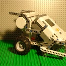 Build a simple LEGO starter robot