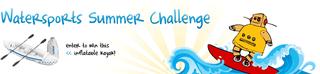 Watersports Summer Challenge