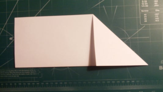Length and Corner Folding on the First Airframe