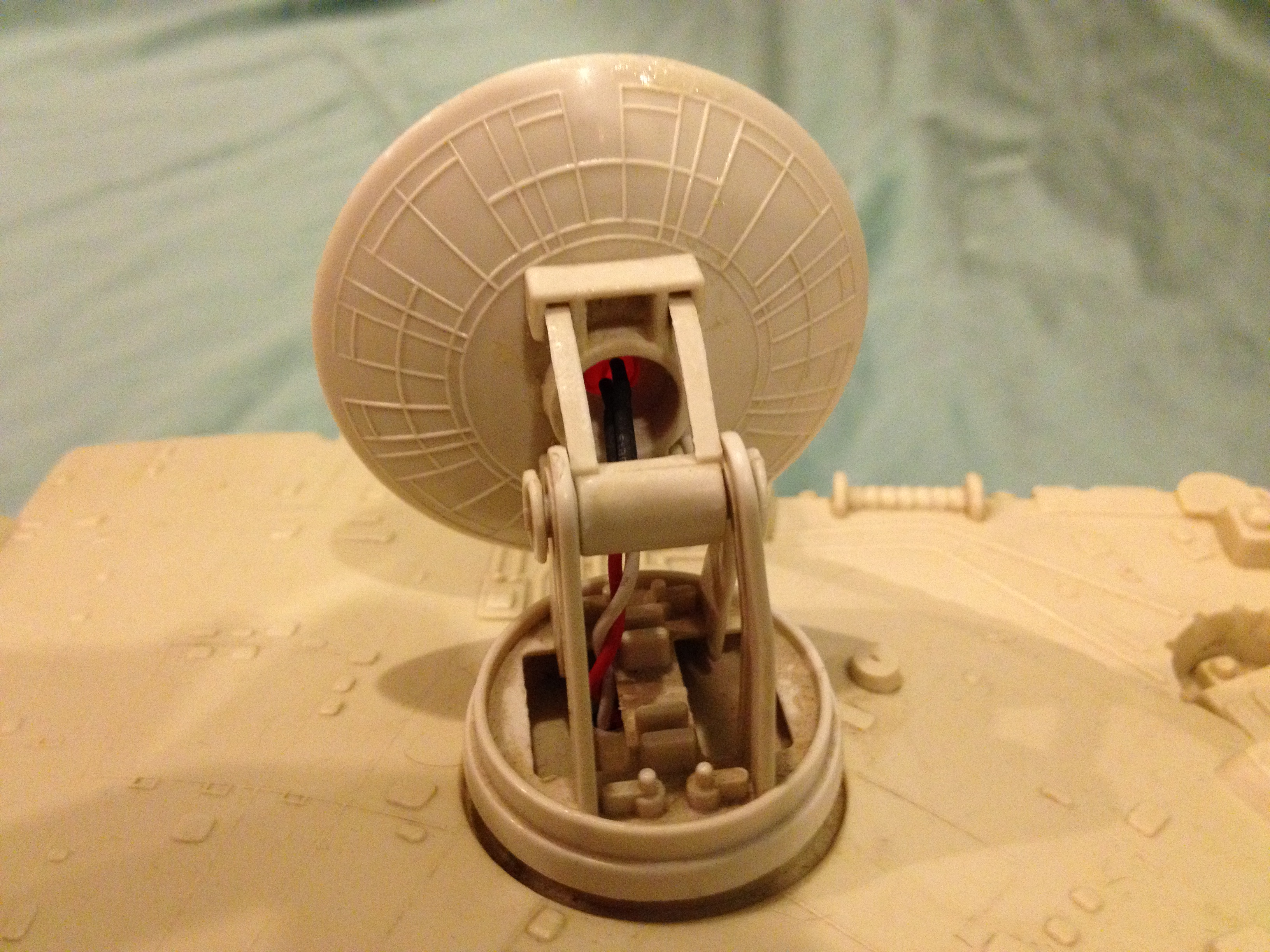 Picture of HDD LED and Gun Turret