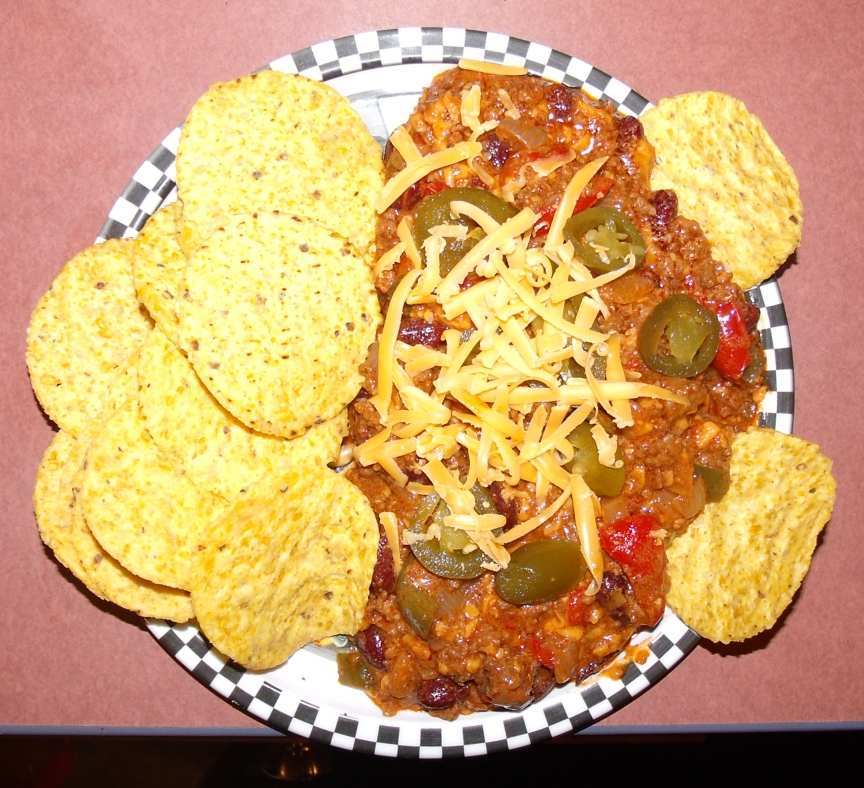 Picture of Not Nachos, for Dinner, a 2 for 1