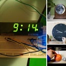 CIRCLe Weekend Projects: Clocks