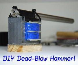 Make Your Own NON Dead-Blow Hammer!