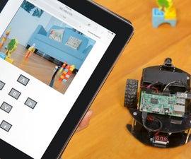 Raspberry Pi Robot Car Lesson 3: Webcam