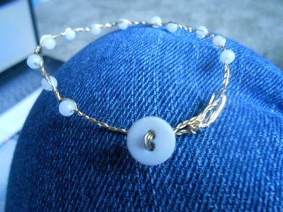 Braided Wire Bracelets