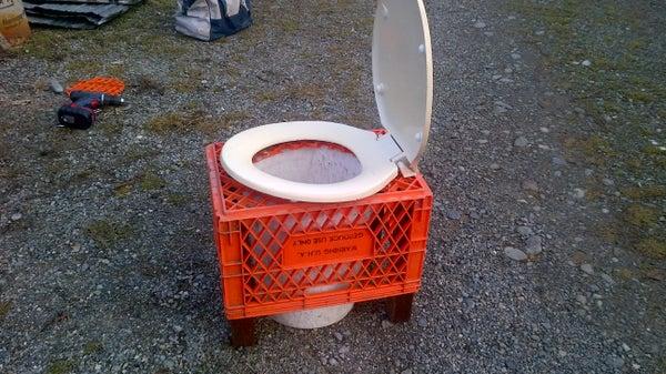 Bush Toilet