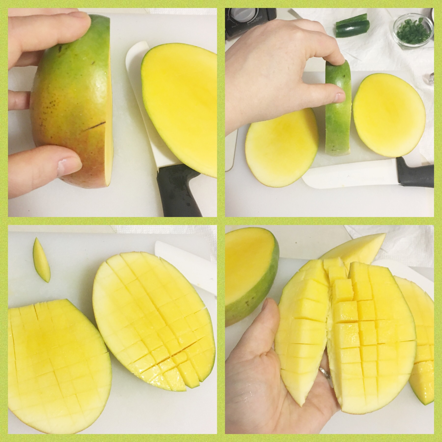 Picture of Prep Mango