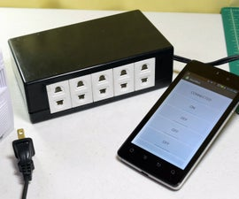 DIY Android Home Automation Box