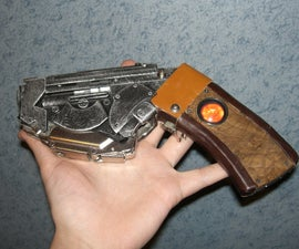 The Sunstar Pistol - Remodeling a Masterpiece