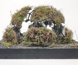Expanding Mound