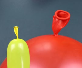 How to Tie a Balloon