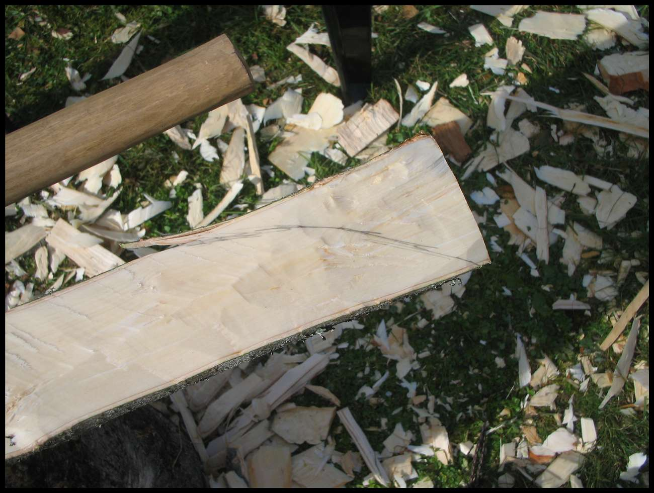 Picture of The Rough Carving