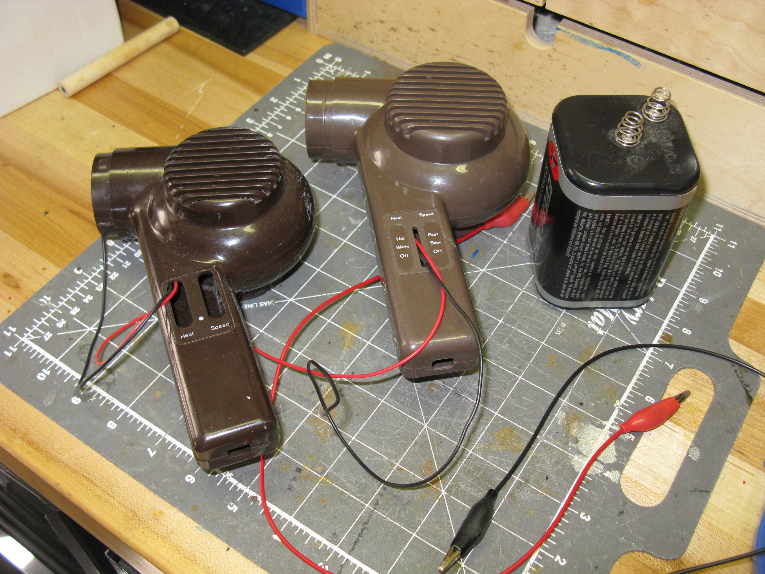 Picture of The Blower Motors