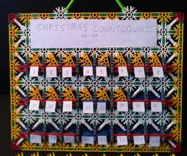 K'nex Advent Calendar!!!
