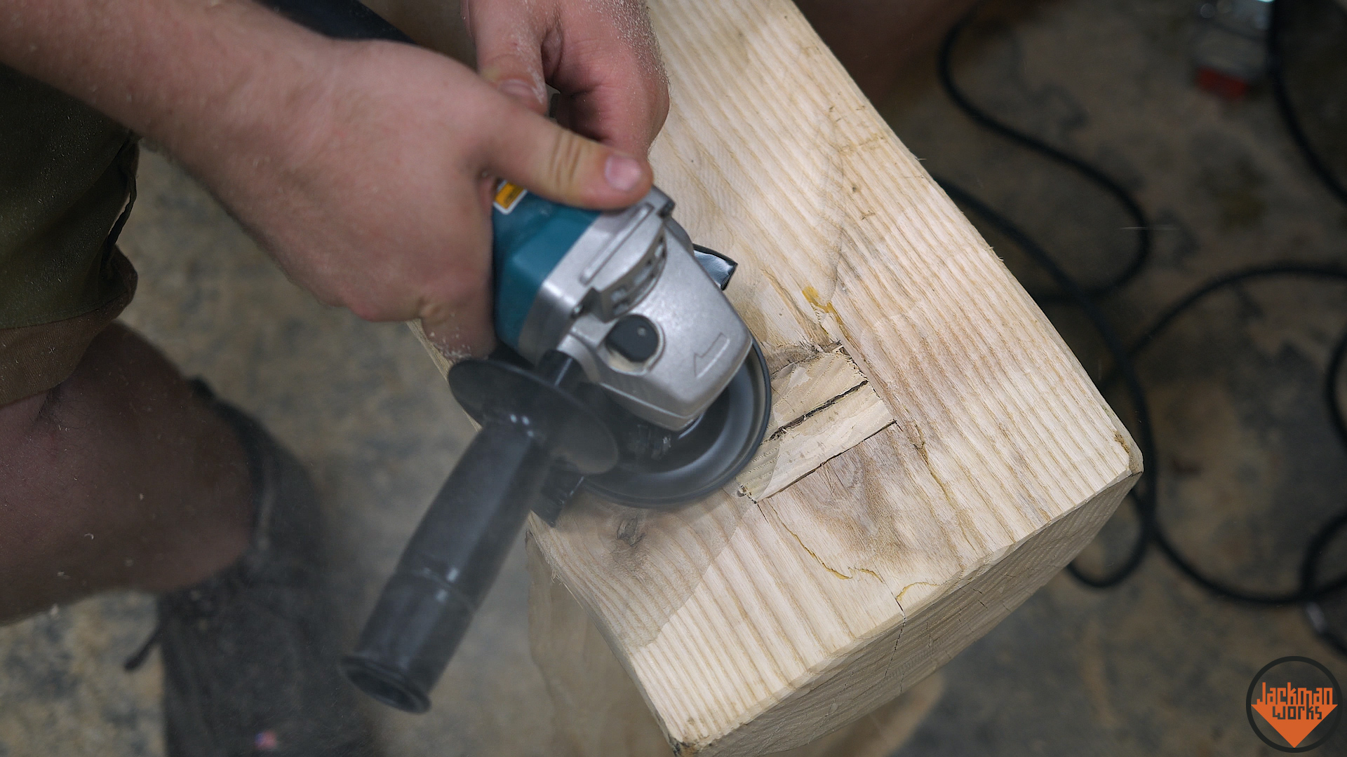 Picture of Finishing Off the Tenons