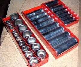 Tool Box Socket Trays