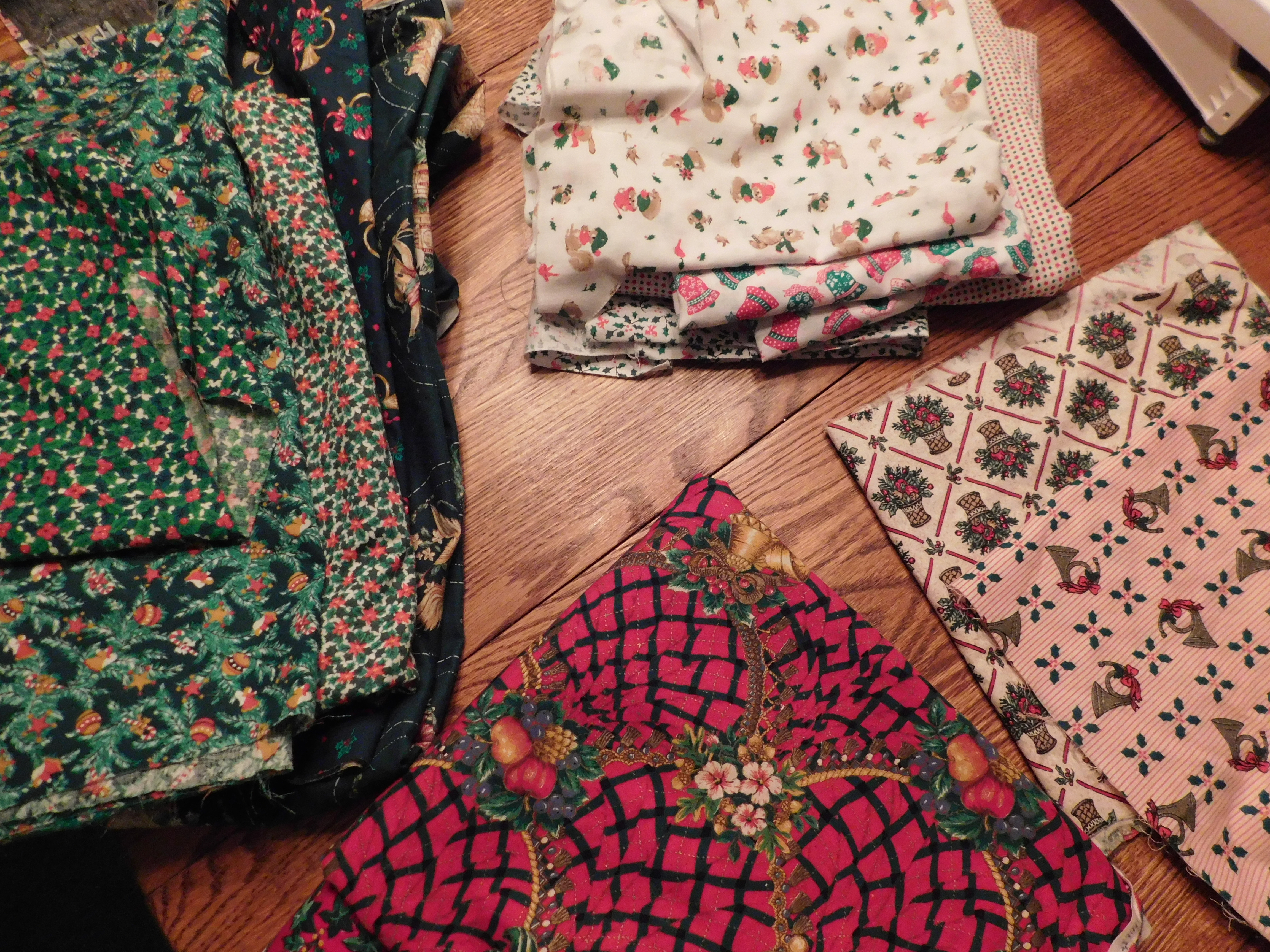 Picture of Collecting Fabrics