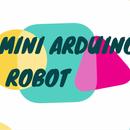 Mini Robot  Arduino+l293D+HC-SR04