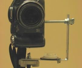 DIY Pano-Head / Vertical Mount For Digital Camera
