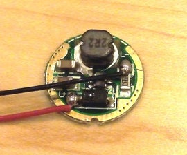 Hoe to convert an ordinary 6 volt lantern into a powerful LED spot Light.
